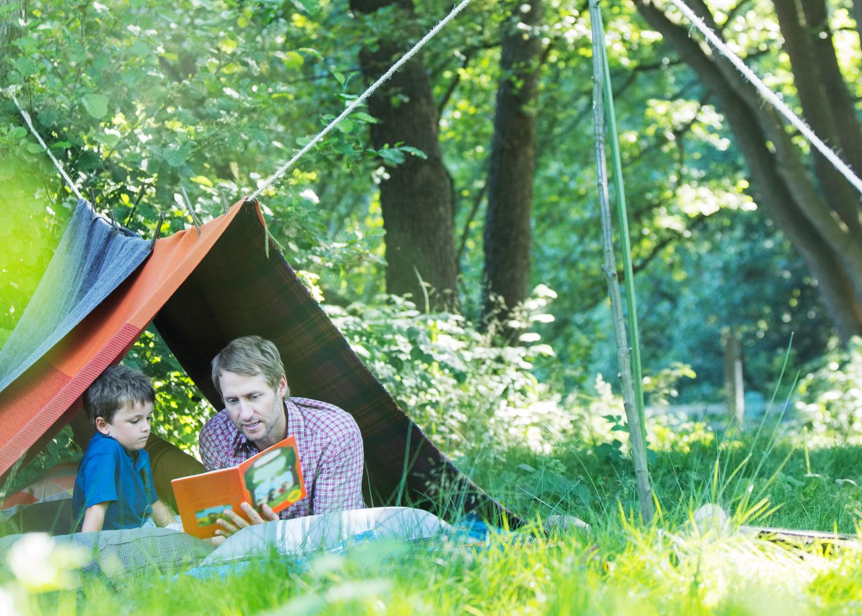 Summer Reading, Having a Blast