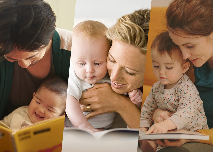 Your Baby S First Year What To Read To Them At Every