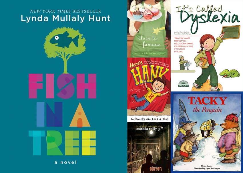 7 children s books about dyslexia brightly for Children s fish book