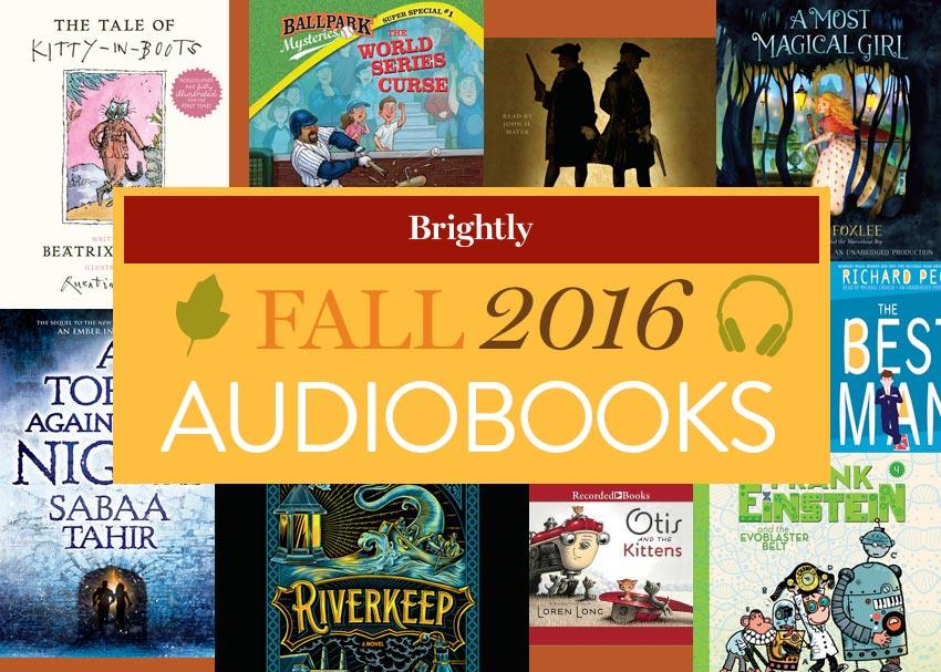 Best audiobooks for teens